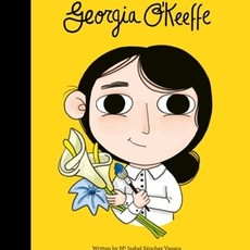 Little People, Big Dreams   Georgia O'Keefe
