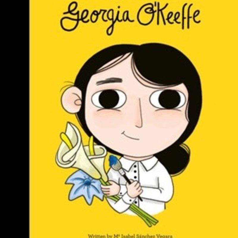 Quarto Little People, Big Dreams   Georgia O'Keefe