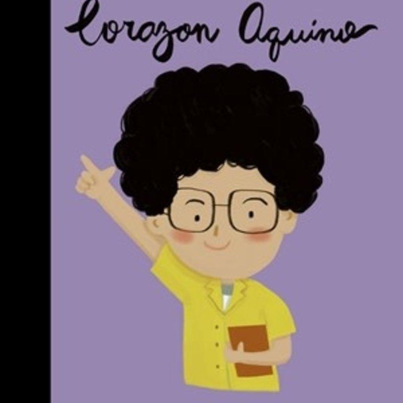 Quarto Little People, Big Dreams   Corazon Aquino