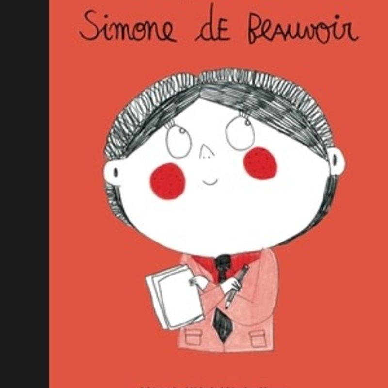 Quarto Little People, Big Dreams   Simone de Beauvoir