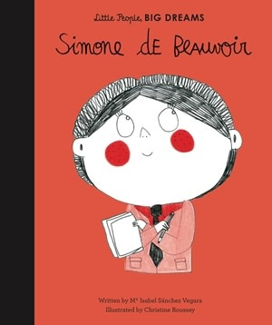 Quarto Little People, Big Dreams | Simone de Beauvoir