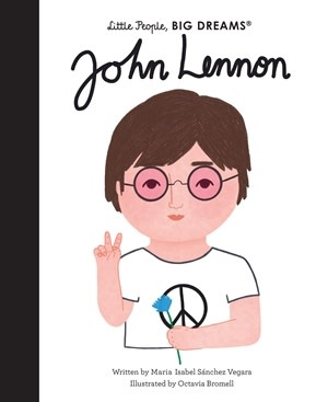 Quarto Little People, Big Dreams | John Lennon