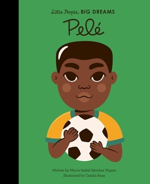 Quarto Little People, Big Dreams | Pele