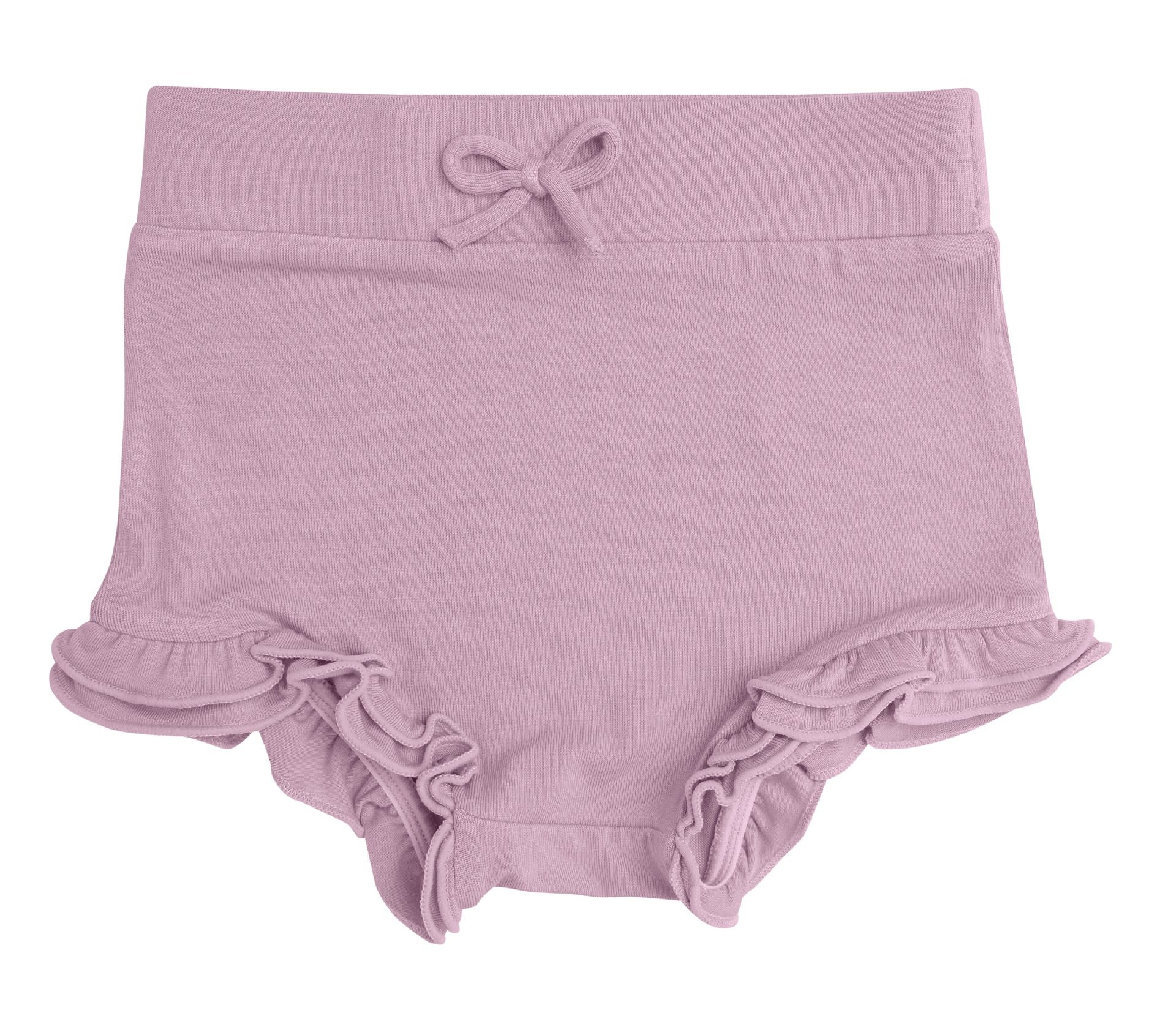 Angel Dear Angel Dear | High Waist Shorts Lilac
