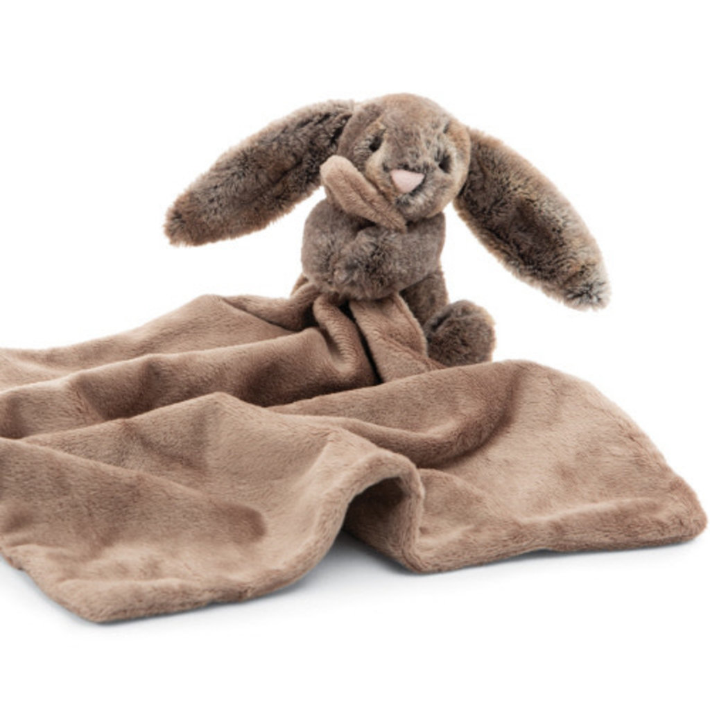 JellyCat Jellycat   Bashful Woodland Babe Bunny Soother