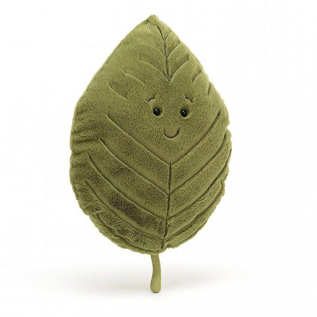 JellyCat Jellycat | Woodland Beech Leaf