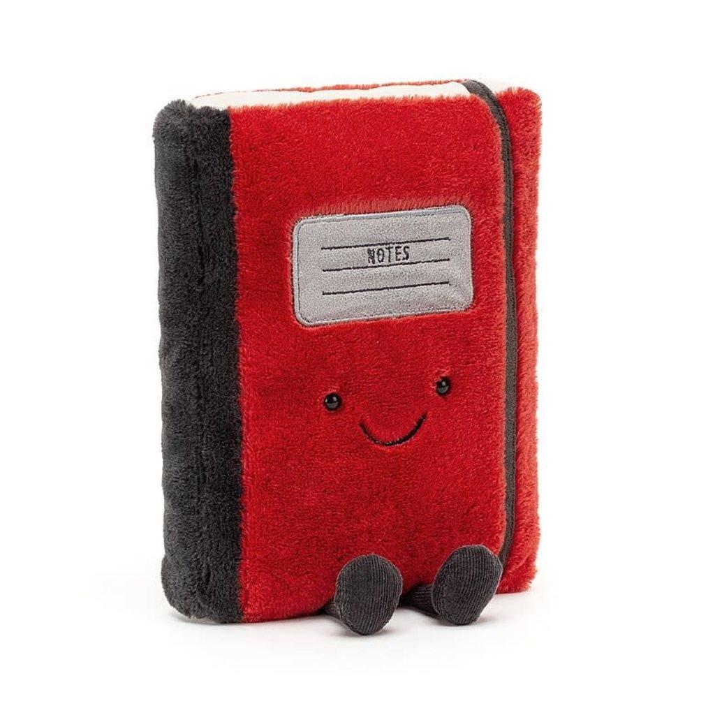 JellyCat Jellycat  Smart Stationary Notebook