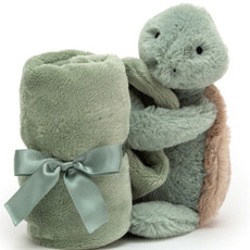 JellyCat Jellycat   Bashful Turtle Soother
