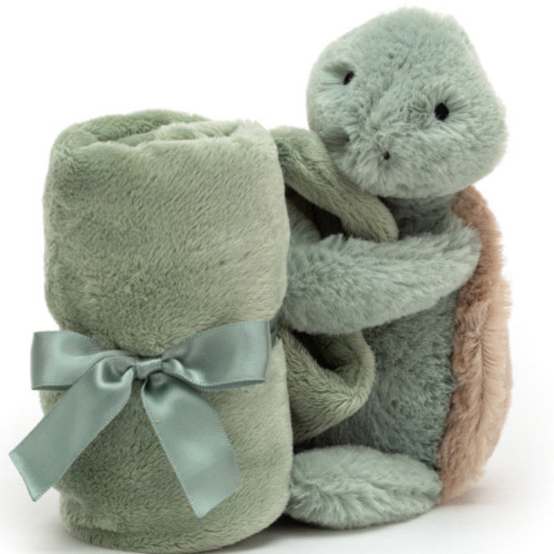JellyCat Jellycat | Bashful Turtle Soother