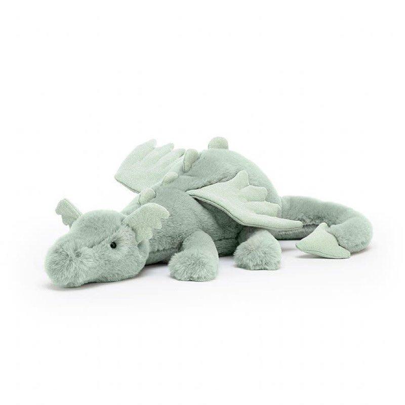 JellyCat Jellycat | Sage Dragon Little