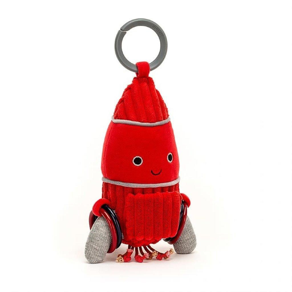 JellyCat Jellycat   Cosmopop Rocket Activity Toy