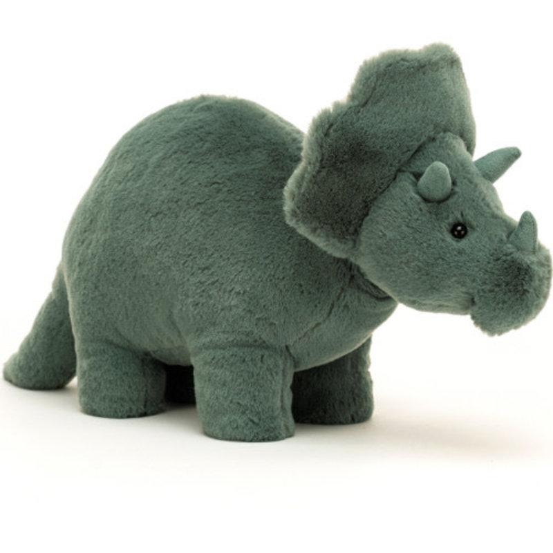 JellyCat Jellycat | Fossily Triceratops