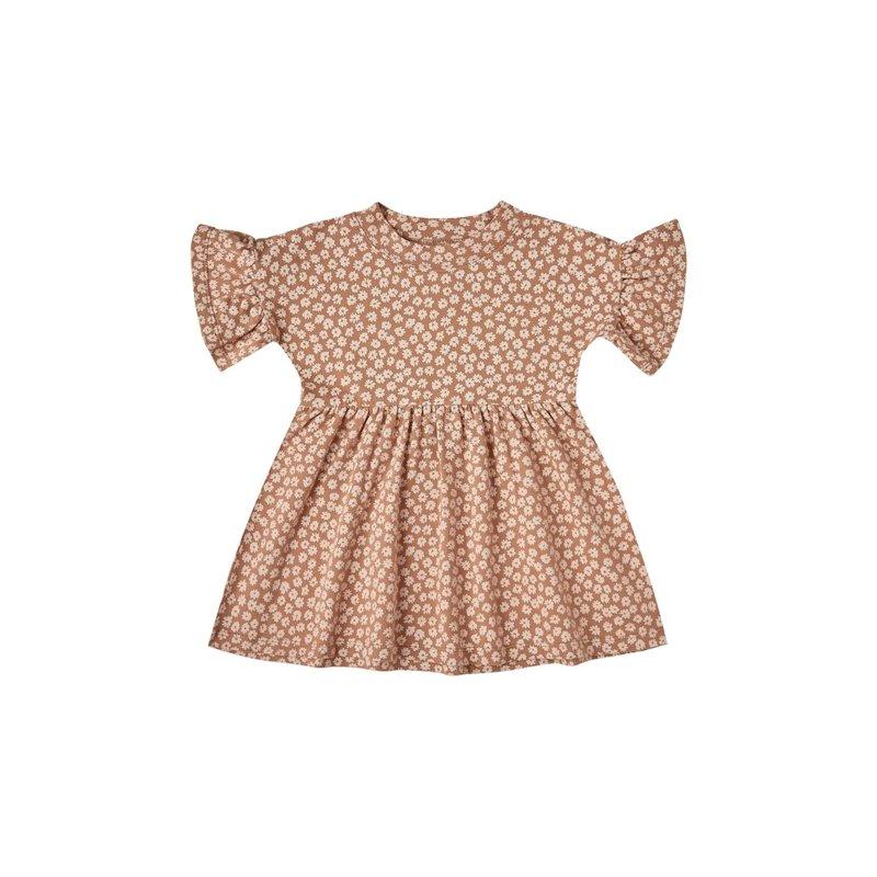 Rylee + Cru Rylee + Cru | Printed Babydoll Dress