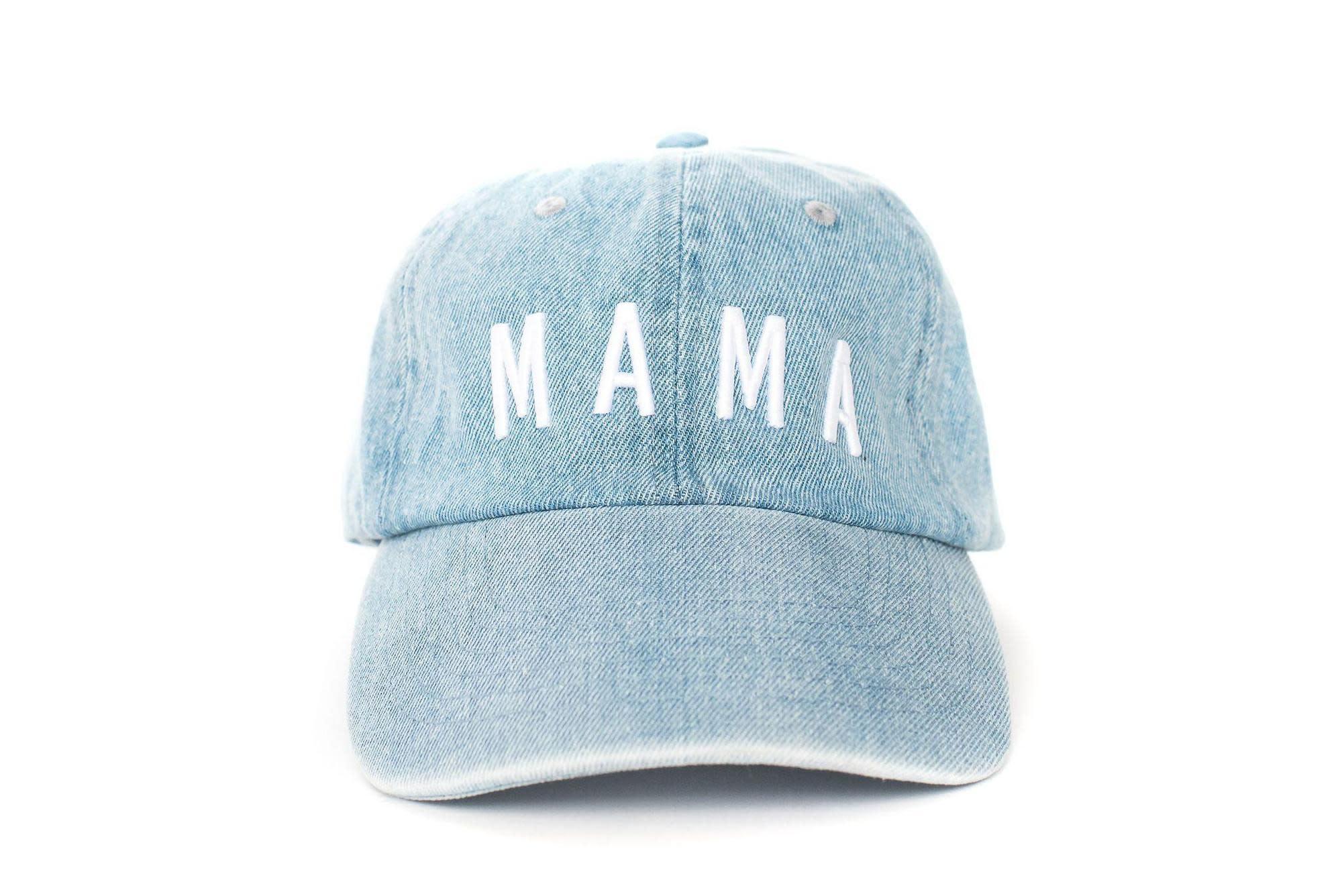 MAMA hat | Denim