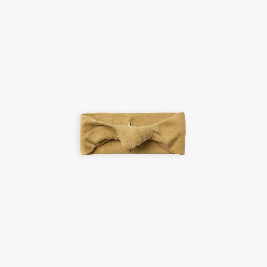 Quincy Mae Quincy Mae | Knotted Headband Gold
