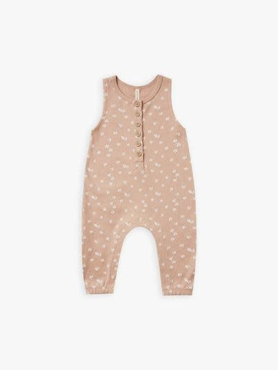 Quincy Mae Quincy Mae | Sleeveless Jumpsuit Petal Blossom