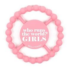 Bella Tunno Bella Tunno Happy Teether   Who Run the World? GIRLS