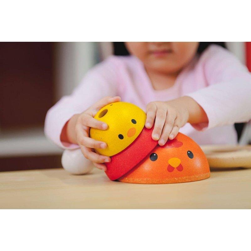 PLAN Toys PLAN Toys | Chicken Nesting Stacker