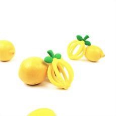 Itzy Ritzy   Bitzy Biter Teething Ball Lemon