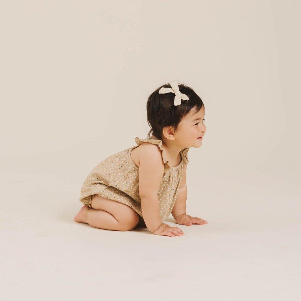 Rylee + Cru Rylee + Cru | Clementine Romper Dotty