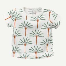 Oliver & Rain Oliver & Rain | Organic Cotton Palm Tee