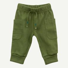 Oliver & Rain Oliver & Rain | Organic Cotton Pocket Pant Olive