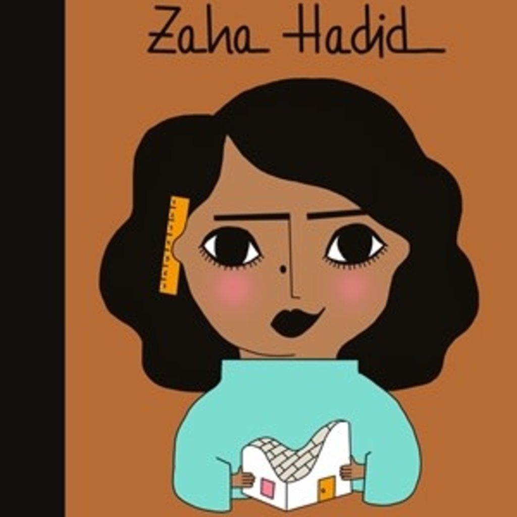 Little People, Big Dreams | Zaha Hadid