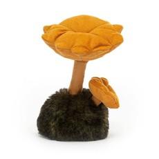 JellyCat Jellycat   Wild Nature Chanterelle Mushroom