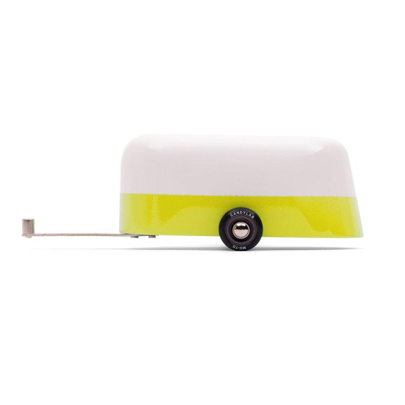 Candylab Toys | Yellow Camper