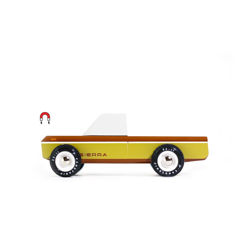 Candylab Toys | Longhorn Sierra