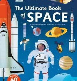 The Ultimate Book of Space | Hardcover
