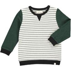 Me & Henry Me & Henry   Obion Sweatshirt Green/Navy