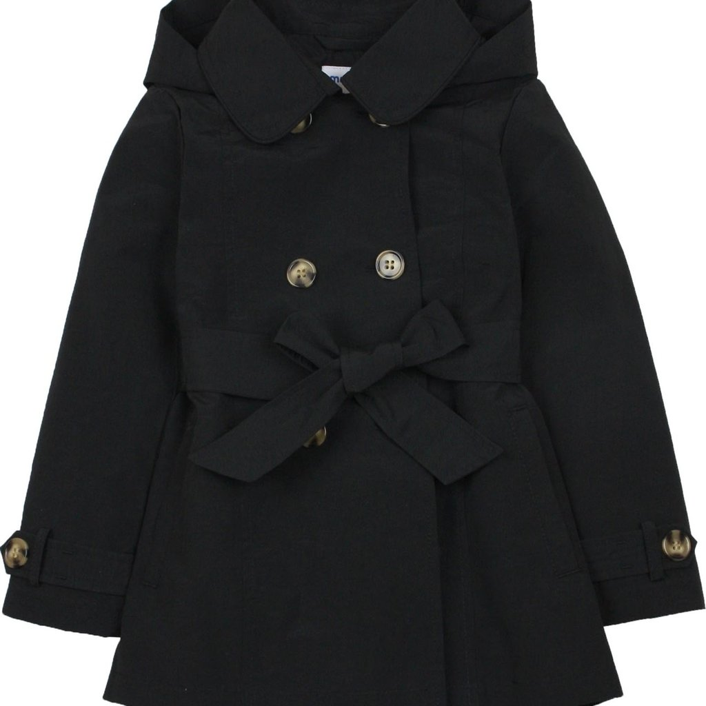 Mayoral Mayoral | Trench Coat with Hood