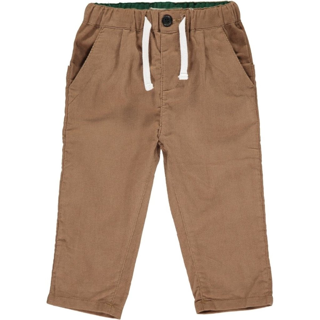 Me & Henry Me & Henry   Tally Cord Pants Brown