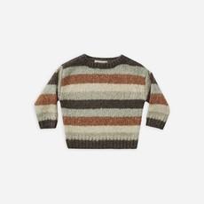 Rylee + Cru Rylee + Cru | Aspen Sweater Multi-Stripe