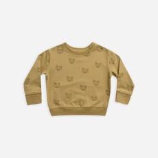 Rylee + Cru Rylee + Cru | Baby Sweater Coyote