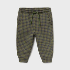 Mayoral Mayoral   Plaid Knitted Jogger