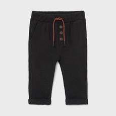 Mayoral Mayoral | Knitted Pants Black