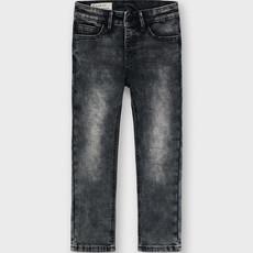 Mayoral Mayoral   Soft Denim Jeans Gray