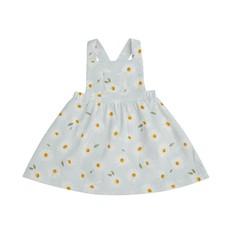 Angel Dear Angel Dear | Daisy Corduroy Overall Dress