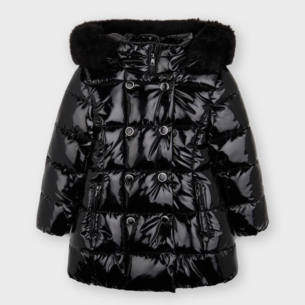 Mayoral Mayoral   Black Puffer Coat