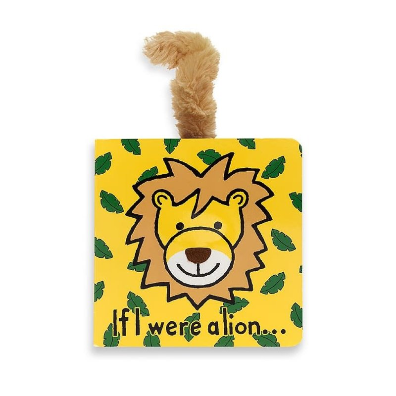 JellyCat Jellycat | If I Were A Lion Book