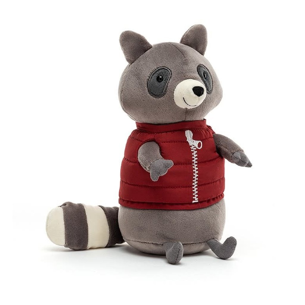 JellyCat Jellycat   Campfire Critter Racoon