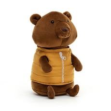 JellyCat Jellycat   Campfire Critter Bear