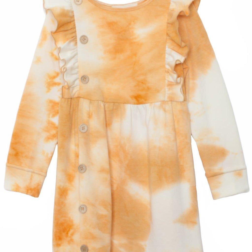 Mabel + Honey | Warm Sunshine Knit Dress