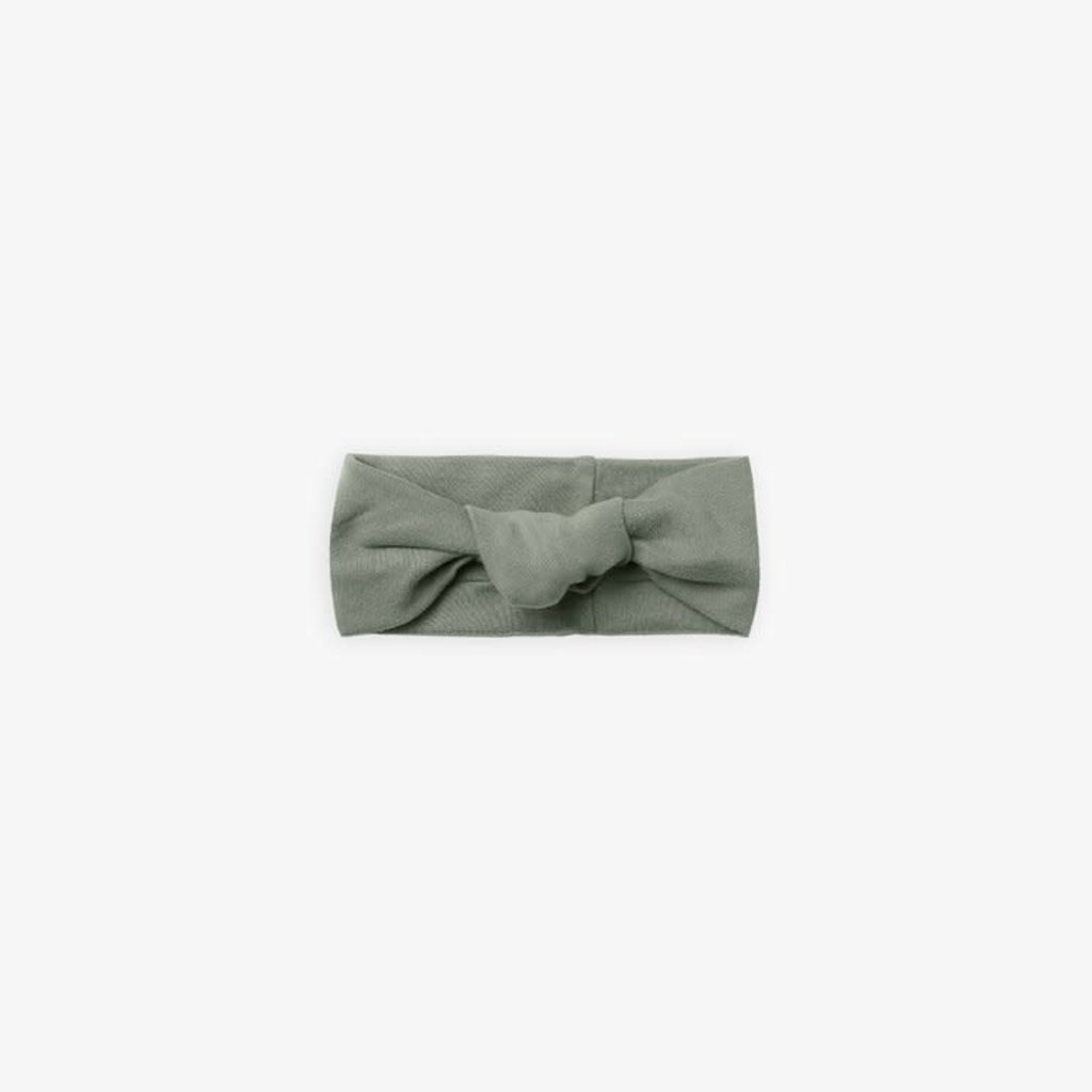 Quincy Mae Quincy Mae   Knotted Headband Basil
