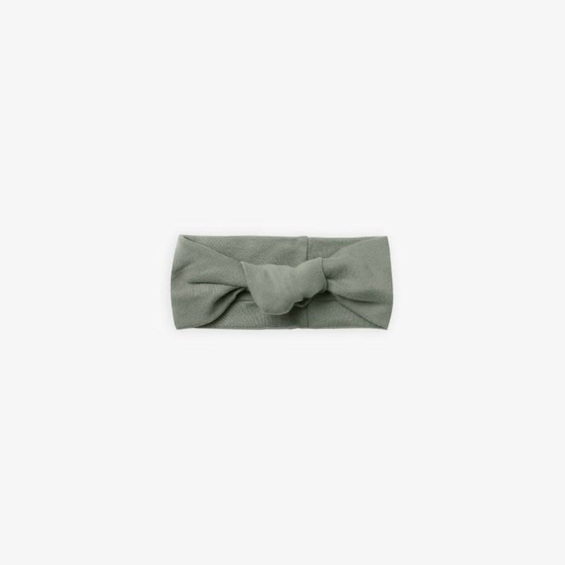 Quincy Mae Quincy Mae | Knotted Headband Basil