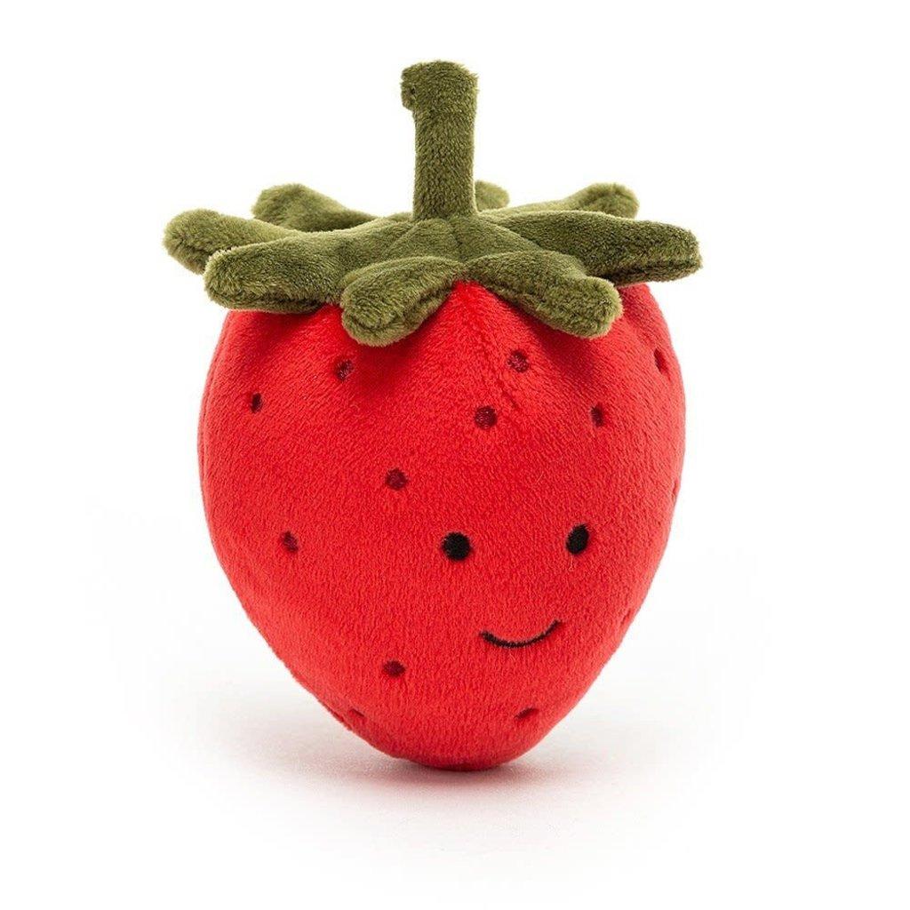 JellyCat Jellycat   Fabulous Fruit Strawberry