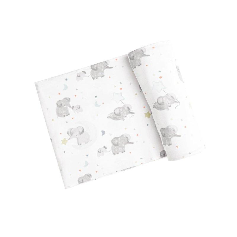 Angel Dear Angel Dear | Elephants Swaddle Blanket