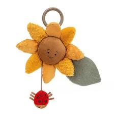 JellyCat Jellycat | Fleury Sunflower Activity Toy